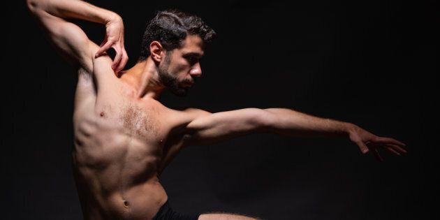 """Ahmad Joudeh: """"Ballare è una preghiera. La Siria è dentro di me, essere apolide mi rende"""