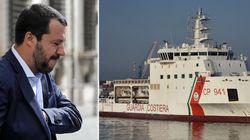 Schiaffo a Salvini (di P.