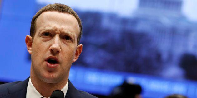 Facebook, Mark Zuckerberg ai top manager: