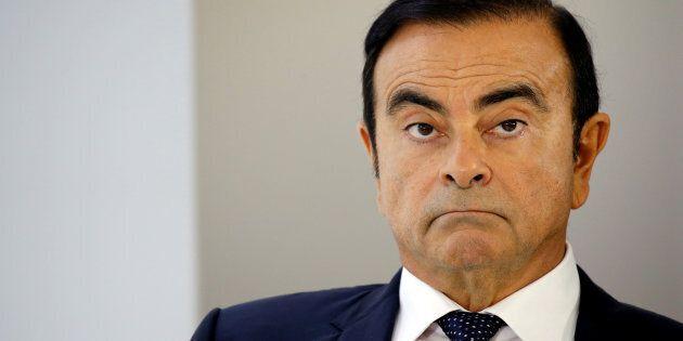Nissan, il presidente Carlos Ghosn è stato arrestato per reati