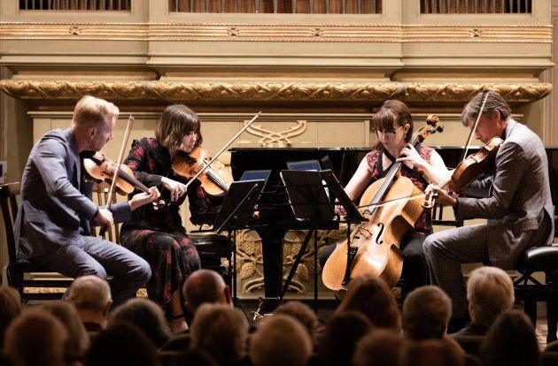 Australian String Quartet in