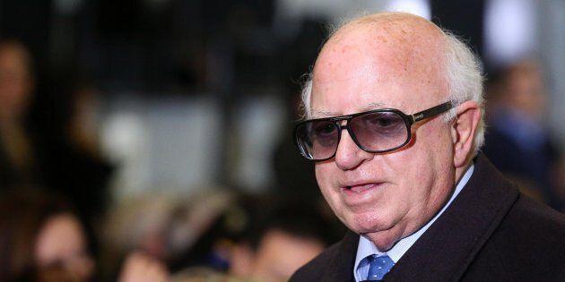 Sergio Scarpellini è morto. L'imprenditore romano aveva 81
