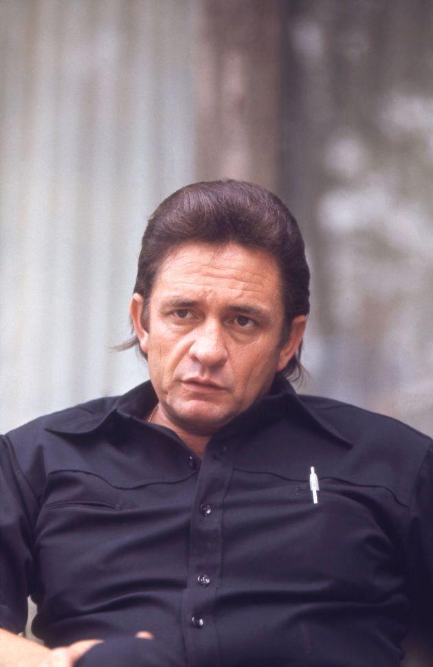Johnny Cash nel