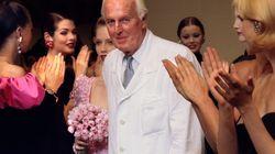 Addio Hubert de Givenchy, fondatore della casa di moda che ha vestito Audrey