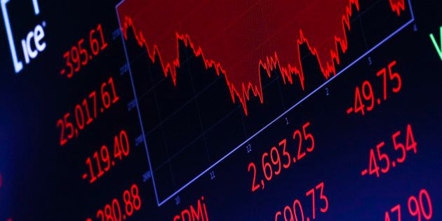 a3892fd602 L'high-tech affonda Wall Street. La Borsa americana brucia i guadagni