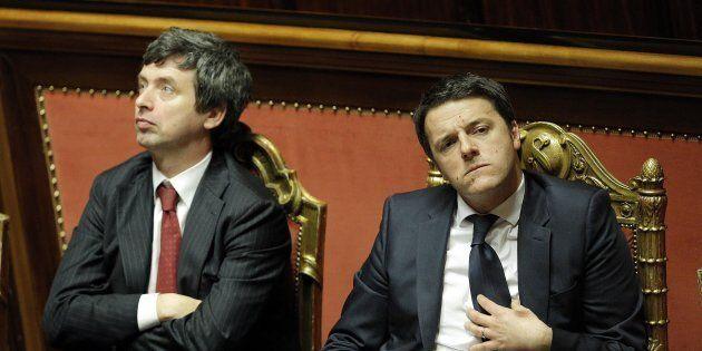 Direzione Pd, due righe per le dimissioni di Renzi. Orlando attacca il segretario uscente: