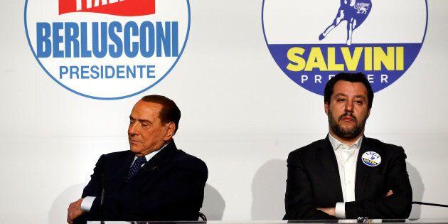 Berlusconi-Salvini, lo schema del centrodestra è già saltato: uno guarda al Pd, l'altro agli interessi...