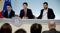 Bocciatura senza precedenti dalla Ue ma la maggioranza pensa solo al Ddl Anticorruzione. Alla fine Di Maio strappa a Salvini...