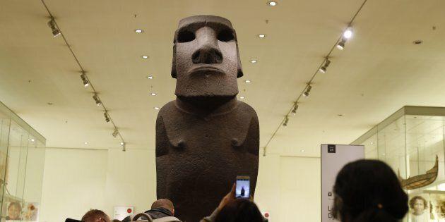 L'Isola di Pasqua chiede al British Museum di restituire il monolite: