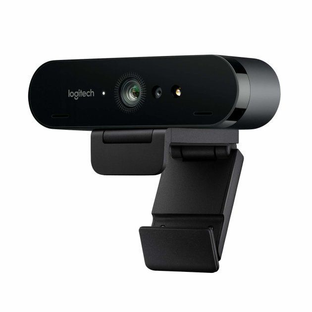 Logitech BRIO Webcam Ultra HD