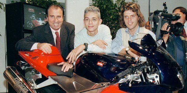 Morto Ivano Beggio, il fondatore di Aprilia che scoprì Valentino Rossi e Max
