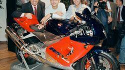 Addio a Beggio, il padre di Aprilia che scoprì Valentino Rossi e Max