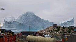 Paura in Groenlandia per un iceberg che minaccia un villaggio, evacuate 169