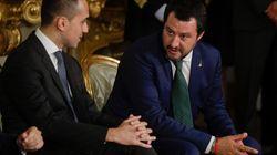 Di Maio e Salvini vigilano su ogni singolo voto segreto. M5s e Lega si lanciano occhiate di