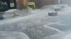 Ondata di piogge sull'Italia: allagamenti a Nord e da domani il maltempo si sposta a