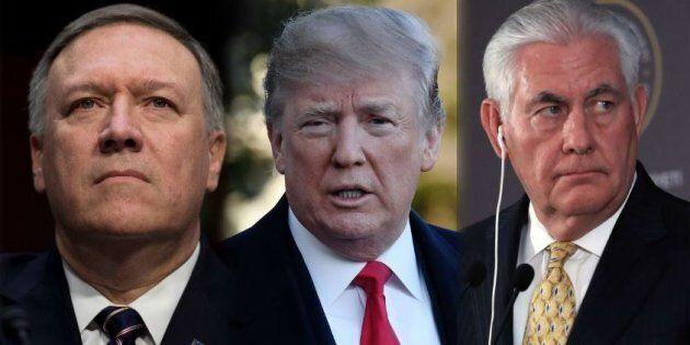 Trump si affida alla Cia. Su Iran, Corea e Russia si consuma il rapporto con Tillerson, arriva