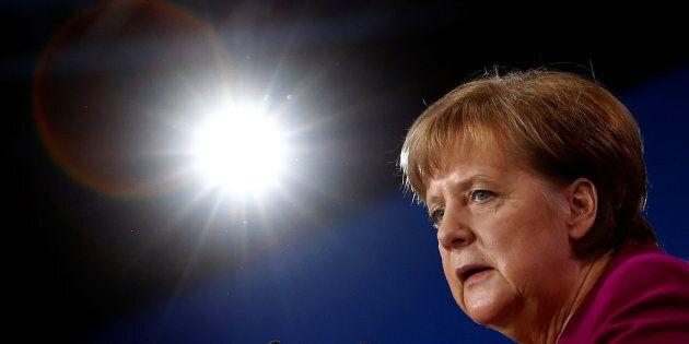 Ecco il Merkel IV. Gli uomini