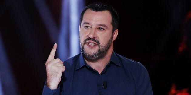 Matteo Salvini contro la Commissione Ue: