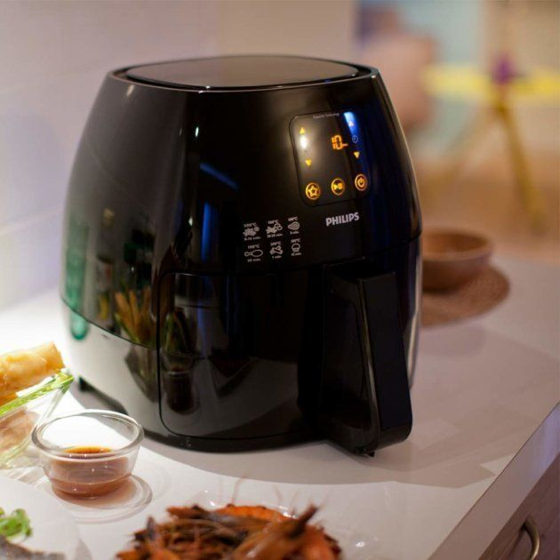 Philips Friggitrice AirFryer XL Avance Collection HD9240/90, Friggitrice Low-oil e Multicooker, 2100...