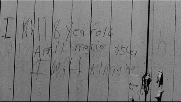 Tracce di Dna hanno permesso di identificare John D Miller, colpevole dell' omicidio della bambina di...
