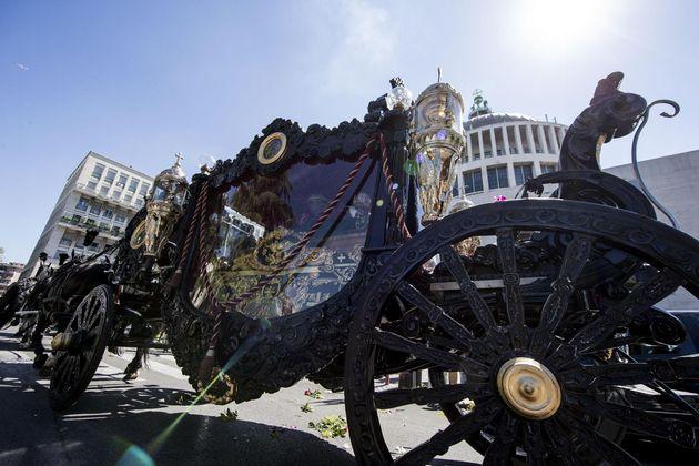 Funerale show dei Casamonica a Roma, un testimone: