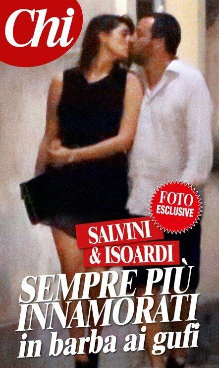 Nessuna crisi Salvini-Isoardi: la coppia va a convivere a due passi da Palazzo