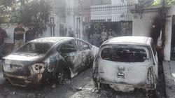 Bomba in un mercato in Pakistan, 25