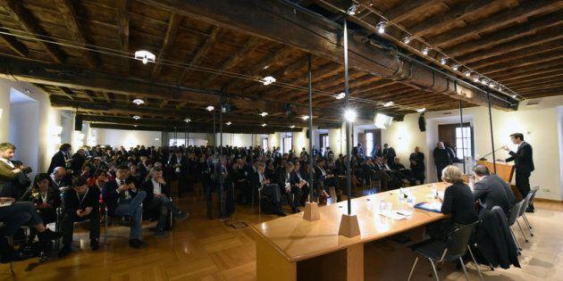 12/03/2018 Roma. Direzione del Partito Democratico presso la sede di Via del Nazareno. Nella foto l'intervento...