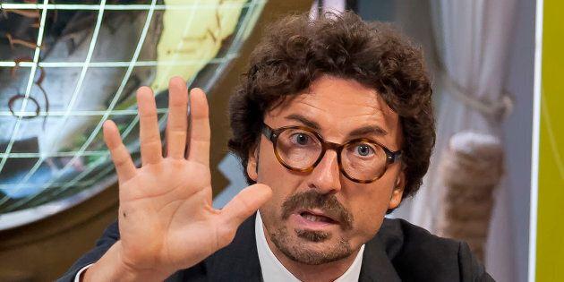 Il ministro Toninelli: