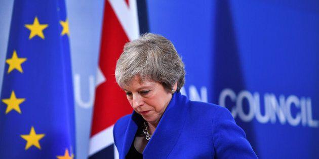 La solitudine di Theresa