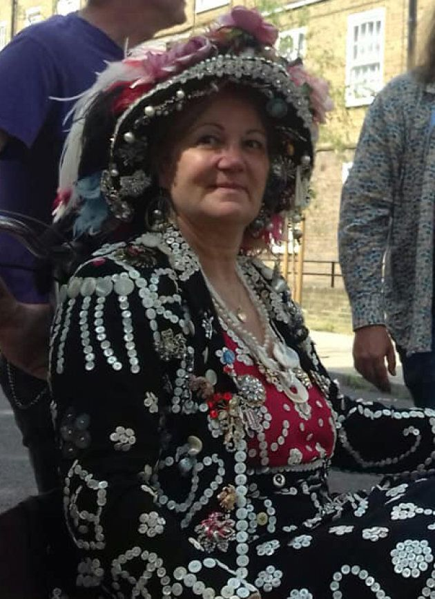 Lorraine Wells, Pearly Queen di Tower