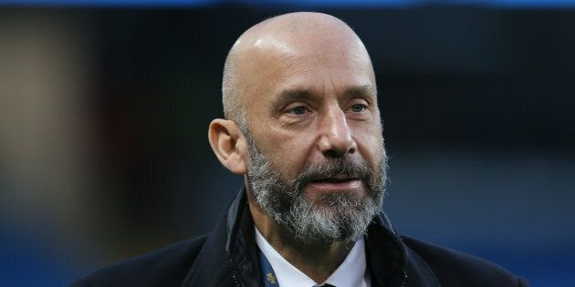 Gianluca Vialli, ex calciatore, racconta per la prima volta di avere avuto il