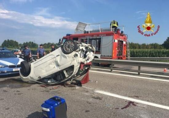 È morta Alessandra Lighezzolo, la donna che era stata travolta dall'auto di Marco