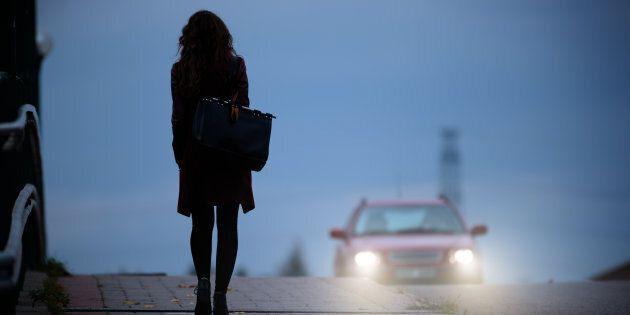 Travolta e uccisa da un auto: prima aveva litigato col