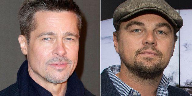 Leonardo di Caprio e Brad Pitt rifiutano di interpretare