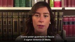Boschi parla a papà Di Maio: