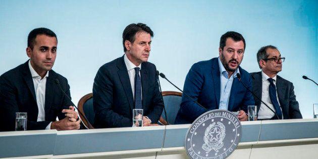 Matteo Salvini conferma la trattativa con la Ue: