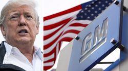 Trump fa chiudere sette fabbriche