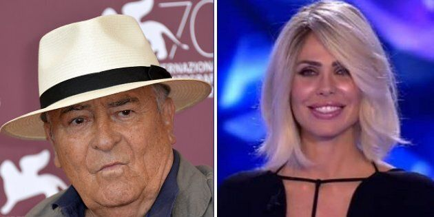 Bernardo Bertolucci/Ilary