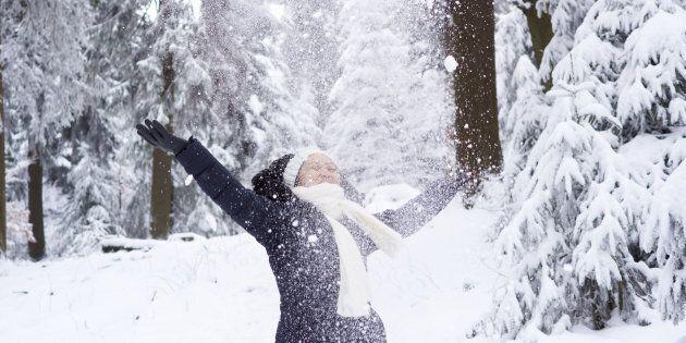 L'inverno arriva in anticipo: un anticiclone atlantico porterà venti e temperature sotto