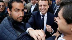 Licenziato il collaboratore di Macron che il 1° maggio ha picchiato un manifestante a