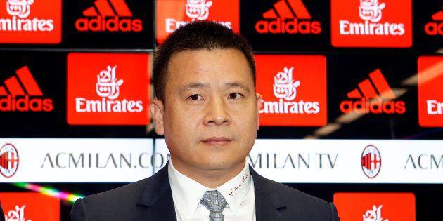 Yonghong Li indagato per falso in bilancio a