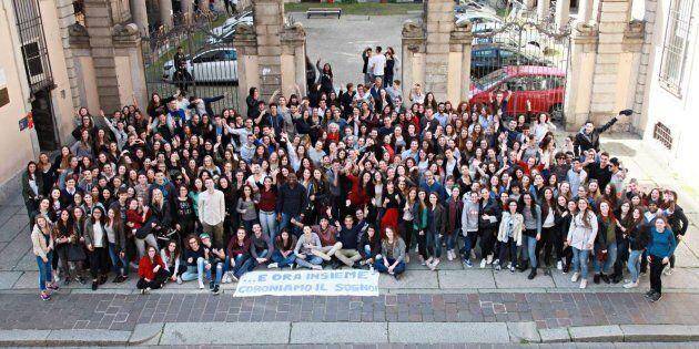 I liceali del Cairoli di Pavia si potenziano l'orario: