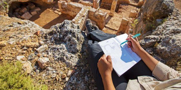 Archeologi italiani hanno scoperto un porto del III millennio a.C. che potrebbe cambiare la storia delle...