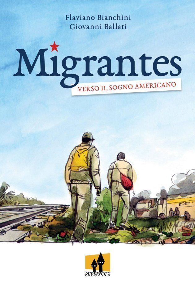 Copertina Migrantes - Verso il sogno