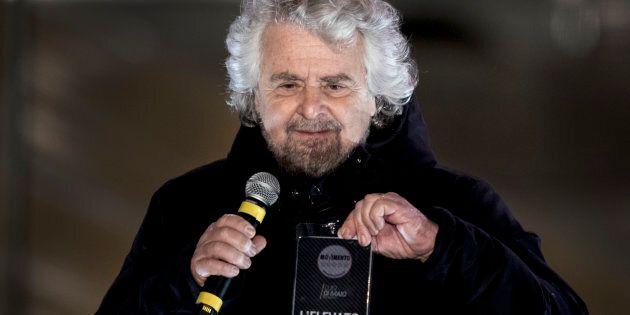 Beppe Grillo dà il suo benestare a intese di Governo: