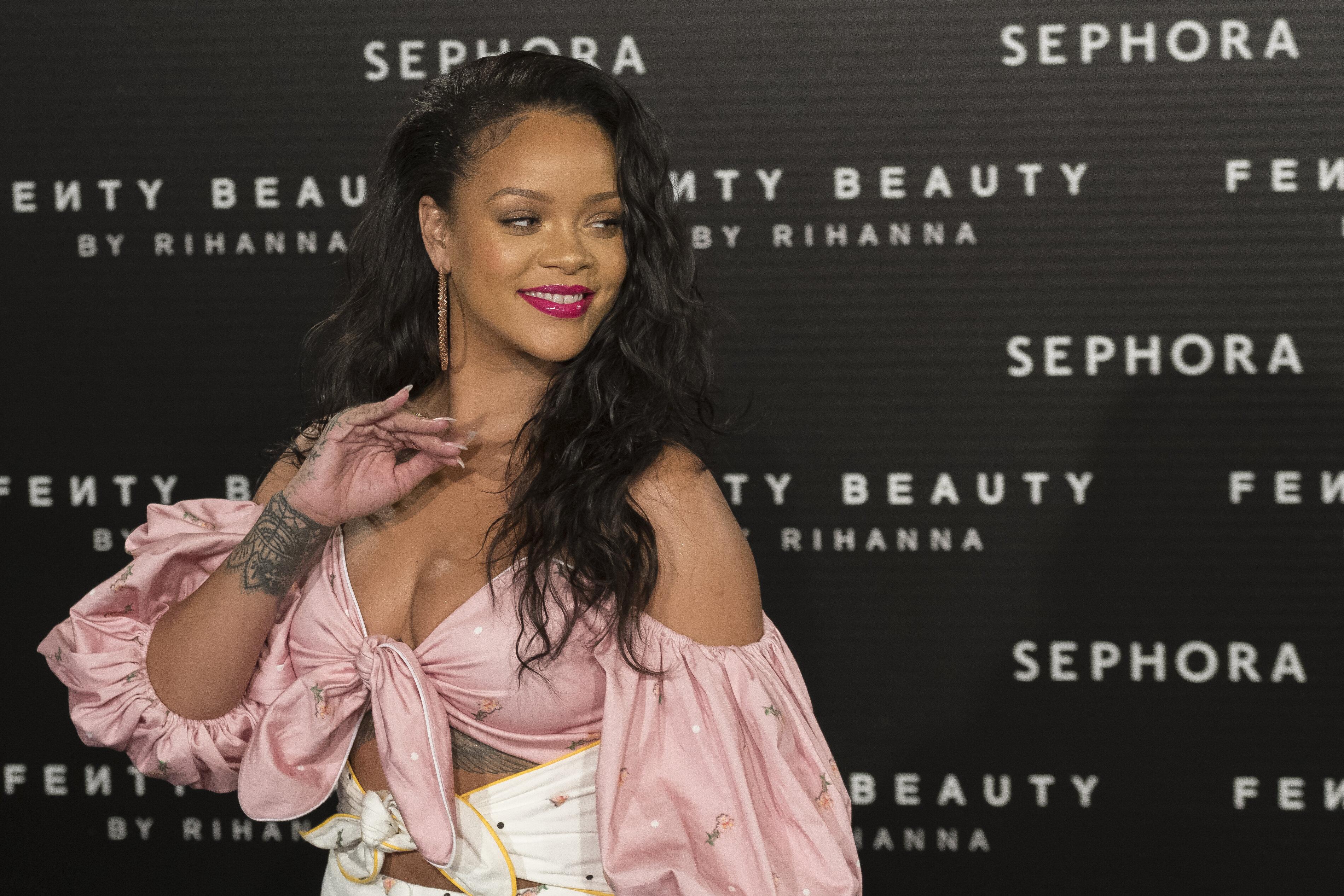 è Chris ancora risalente Rihanna