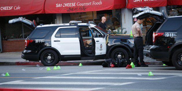 Lite in famiglia, teenager si barrica per ore con 20 ostaggi in un market a Hollywood. Morta una