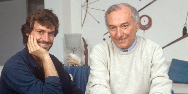 Alberto Angela racconta i tanti viaggi con il padre Piero:
