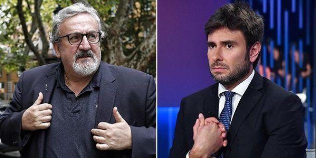 Michele Emiliano invoca Alessandro Di Battista.